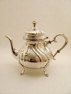 Silver plated 