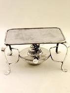 Silver-plated rack 