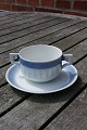 Blue Fan Danish 