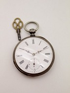 Silver mens pocket 