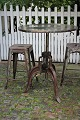 Raw, old French 