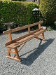 Bench of pine 