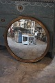 Old round wall 