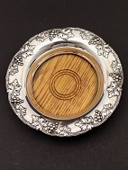 Silver-plated wine 